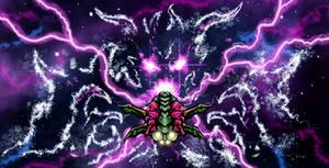 SCARETOBER REQUEST: Void Monster