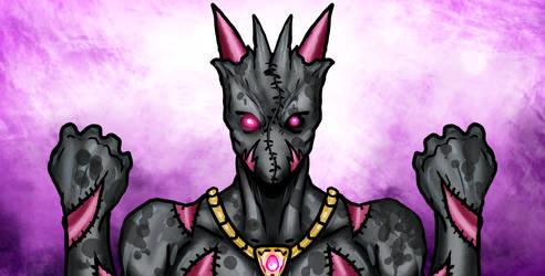 SCARETOBER REQUEST: Cursed Card Master