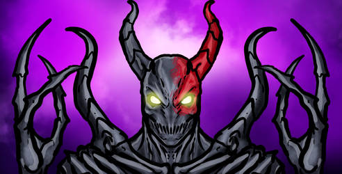 SCARETOBER REQUEST: Dark assassin rance