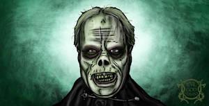 Scaretober Day 21: The Phantom