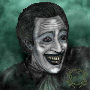 Scaretober Day 18: The Man Who Laughs