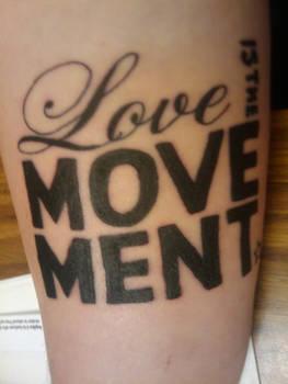 TWLOHA Tattoo