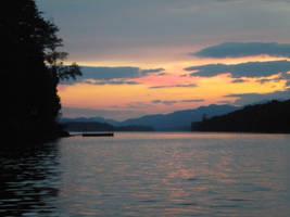 Round Island Sunrise 2 by sapostrophebach