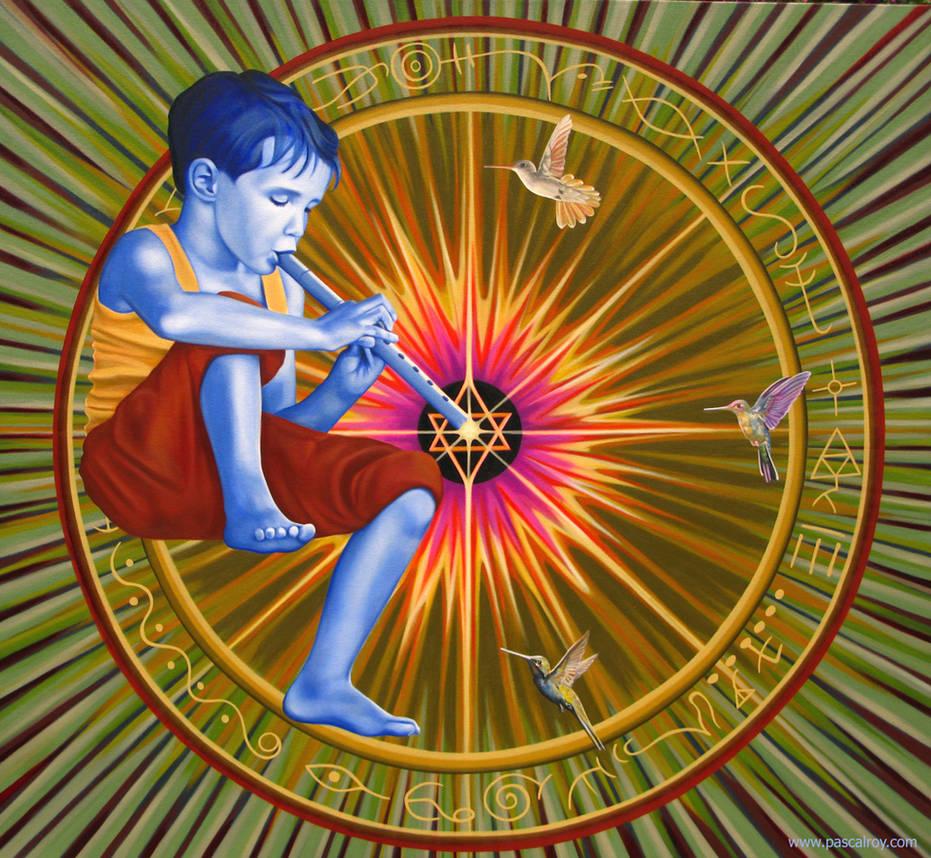 La Flauta Divina by PascalRoy