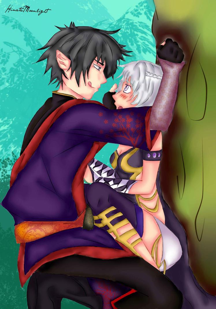 Nevra and Nishiki by friendsecretlove