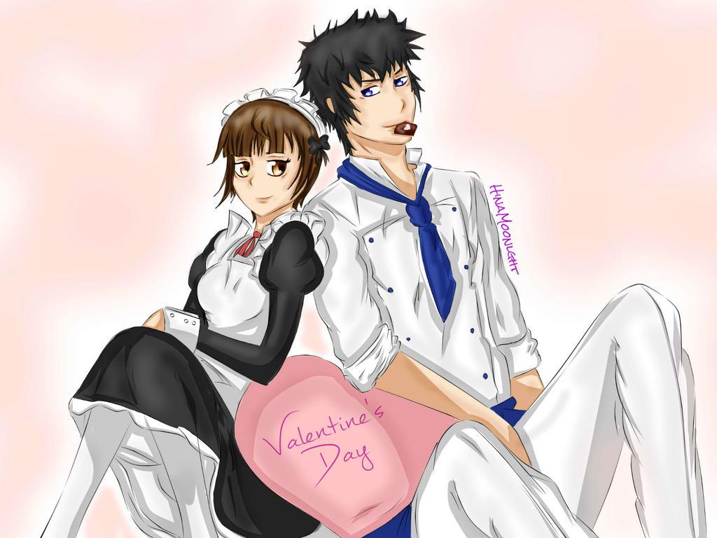 Happy Valentine's!!! by friendsecretlove