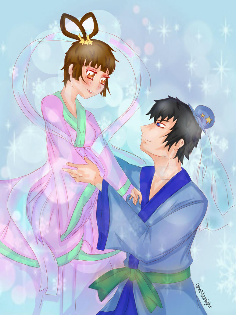 Tanabata by friendsecretlove