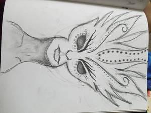 Mask sketch