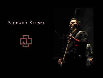 Richard Z Kruspe Rammstein by Pokhara1987