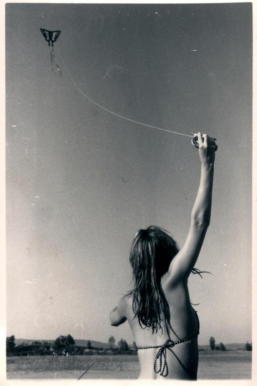 high like a kite