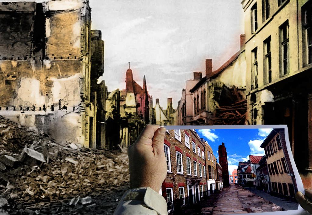 Ruin street by eddef