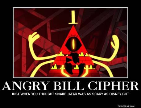 Bill Cipher Poster