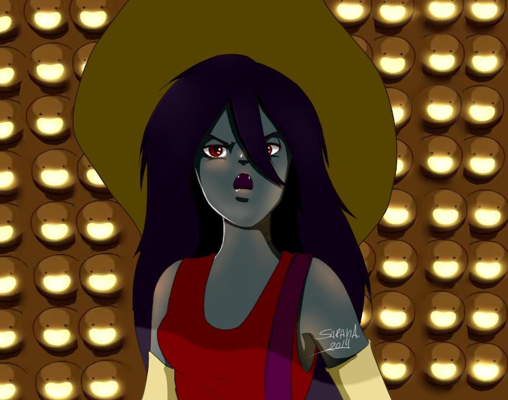 Marceline by SahGlam29