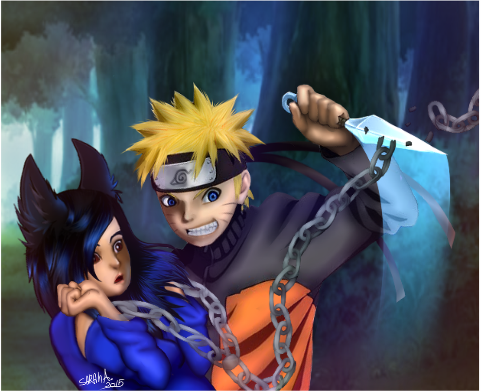 Naruto my hero! by SahGlam29