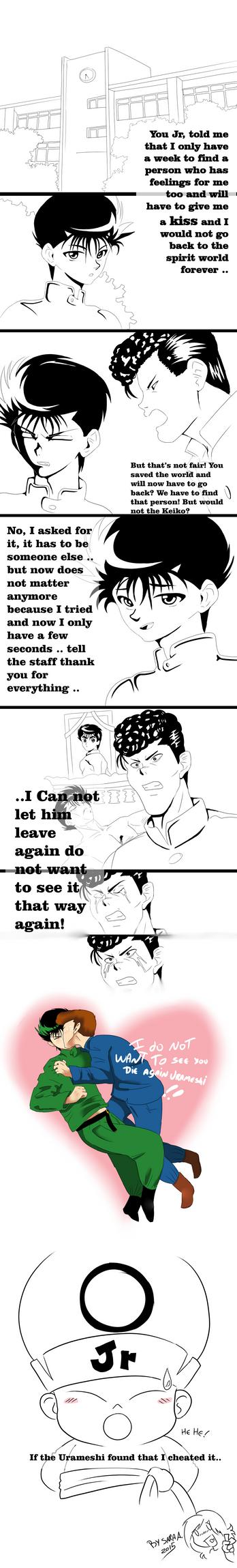 Yu Yu Hakusho An alternative Final! by SahGlam29
