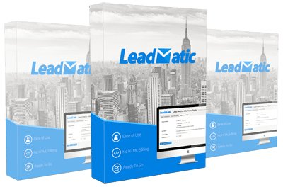 Lead Matic review in detail by durihofi