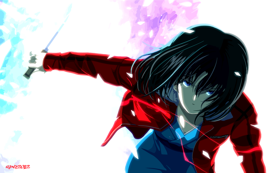 Kara no Kyoukai wallpaper by nero1328 on DeviantArt