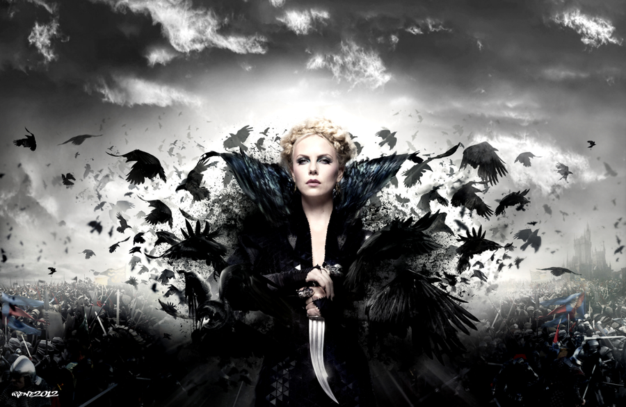 Snow White and the Huntsman - Evil Queen by elclon on ...