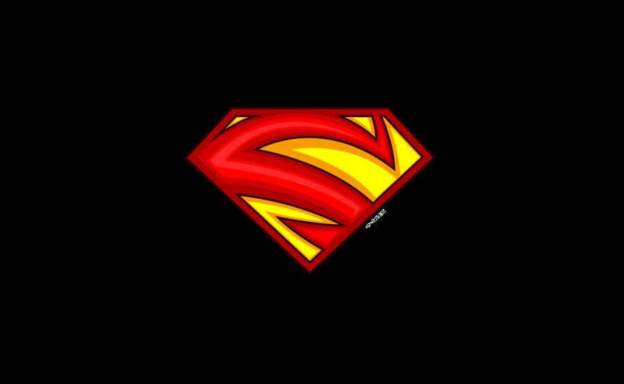 Superman - New Logo