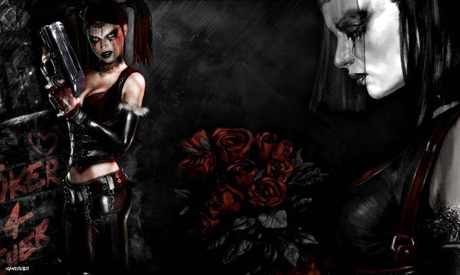 Batman: Arkham City - Harley Quinn's Revenge by elclon on ...