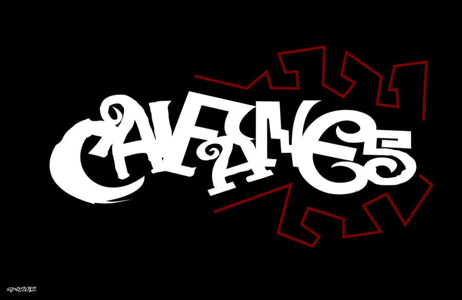 Caifanes - New logo by elclon
