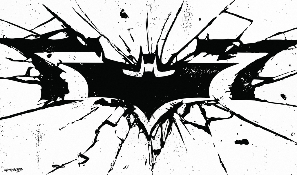 The Dark Knight Trilogy - Logo Vector by elclon on DeviantArt