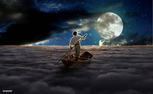 The Endless River - Pink Floyd by elclon