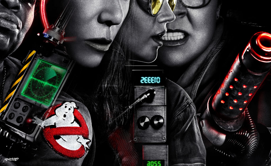 Ghostbusters 3 Wallpaper Ghostbusters 2016 - Wa...