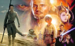 Star Wars : The Force Awakens - The Phantom Menace