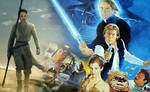 Star Wars : The Force Awakens - Return of the Jedi