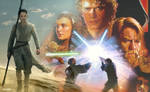 Star Wars : The Force Awakens  Revenge of the Sith
