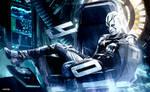 Star Trek - Beyond : jaylah Vector Wallpaper