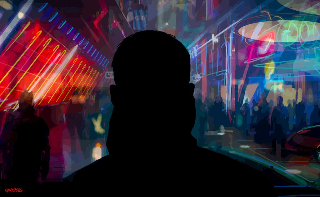 Blade Runner 2049 Wallpapers From Trailer 1920x1080: Wallpaper Vector By Elclon On DeviantArt