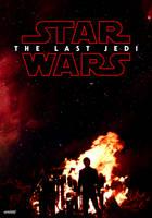 Star Wars: Episode VIII - The Last Jedi Poster by elclon