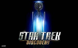 Star Trek: Discovery Vector Logo Wallpaper by elclon