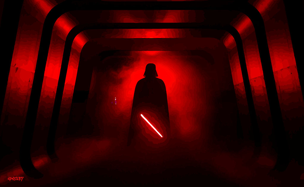 Star Wars Rogue One Darth Vader Vector By Elclon On Deviantart