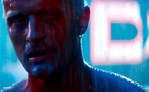 Blade Runner 2049 - Tears in rain Vector by elclon