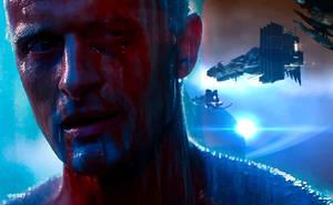 Blade Runner  - the Tannhauser Gate Vector by elclon