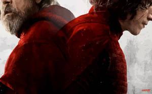 Star W8rs: Episode VIII - The Last Jedi Wallpaper by elclon