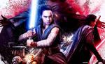 Star Wars: Episode VIII - The Last Jedi Vector