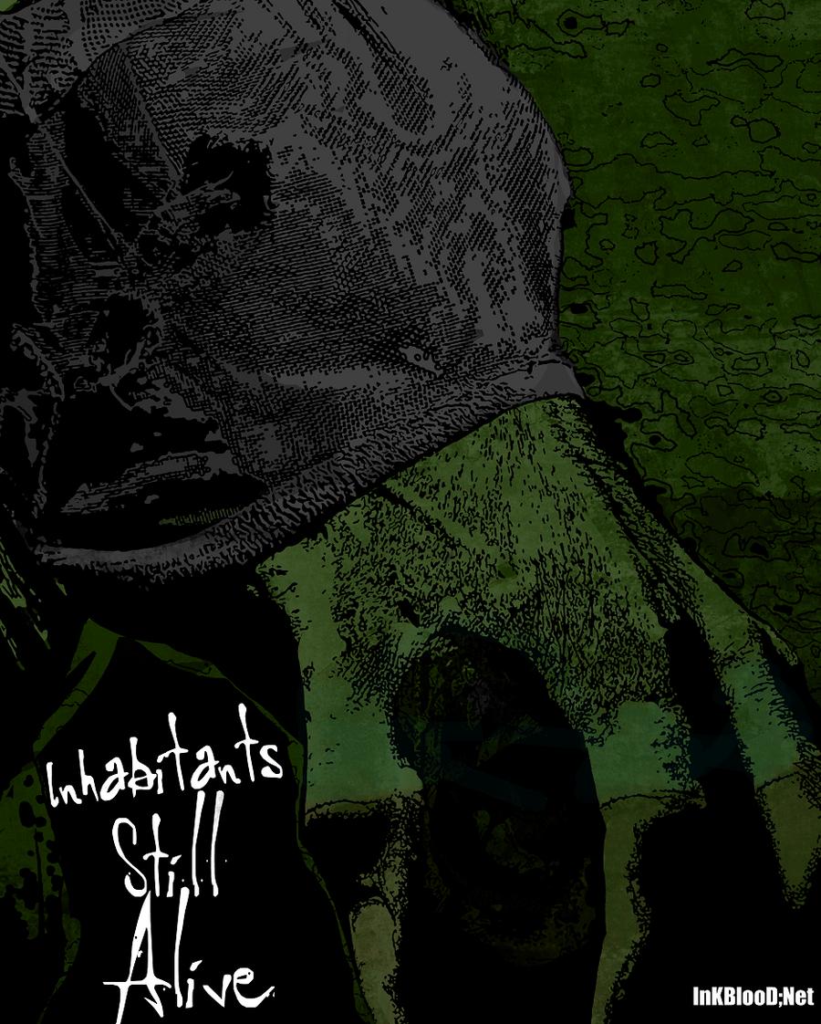 OddWorld Fan-Art :Slig is here by InkBl0oD