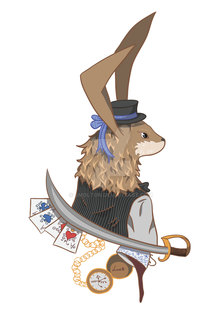 Mr. Hare by Smolton