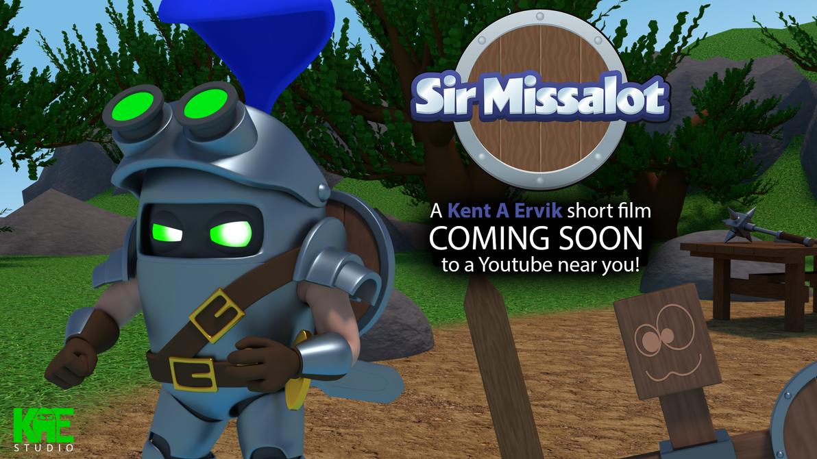 Sir Missalot Movie Poster by KentaeTheHatman