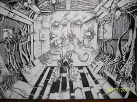 aliens by cazadordeaventuras