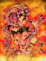 infierno! by cazadordeaventuras