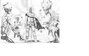 cowboy vs zombis! by cazadordeaventuras