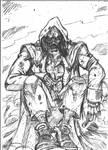 deadman boceto