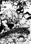 criaturas infernales (tintas)