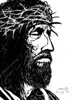 jesucristo by cazadordeaventuras