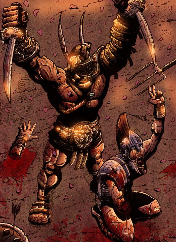 los que van a morir te saludan! by cazadordeaventuras